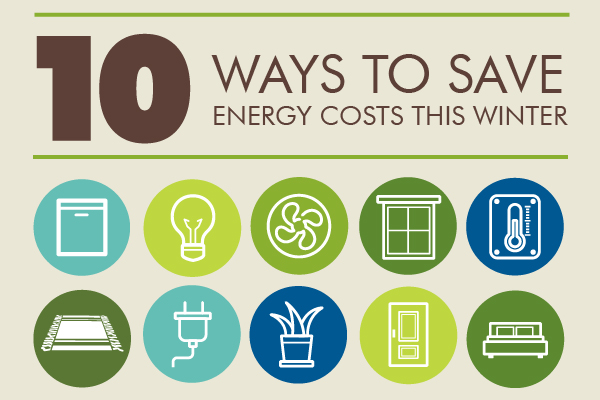 Ways to Save Energy Costs this Winter CLV Group Property Management