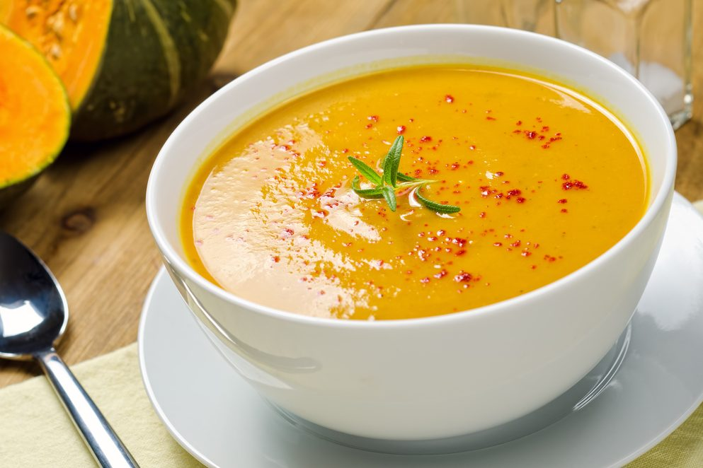 cozy fall soup recipes