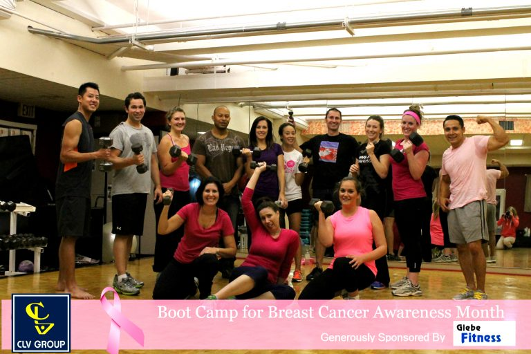 Boot Camp for Breast Cancer
