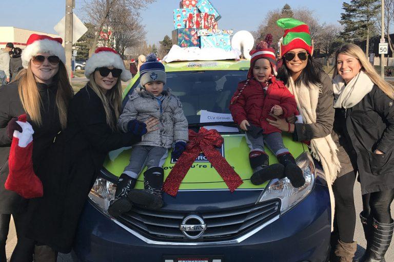 CLV Group Burlington Santa Claus Parade Featured Image