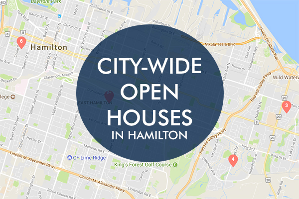 CLV Group Hamilton Apartments for Rent