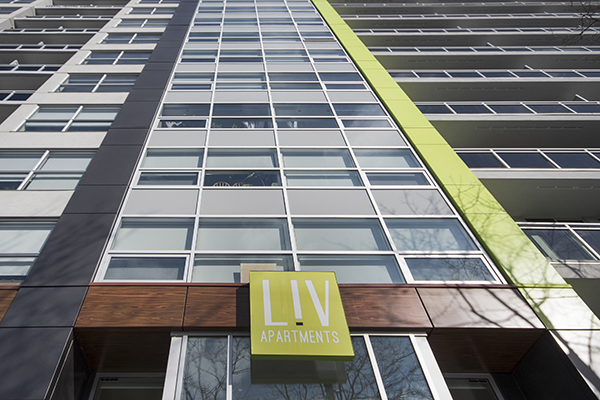 CLV Group LIV Apartments energy management blog featured image