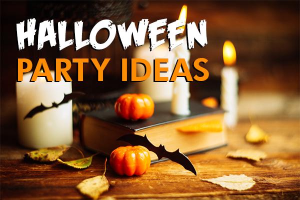 CLV Halloween Party Ideas
