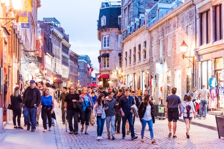Explore Old Montreal!