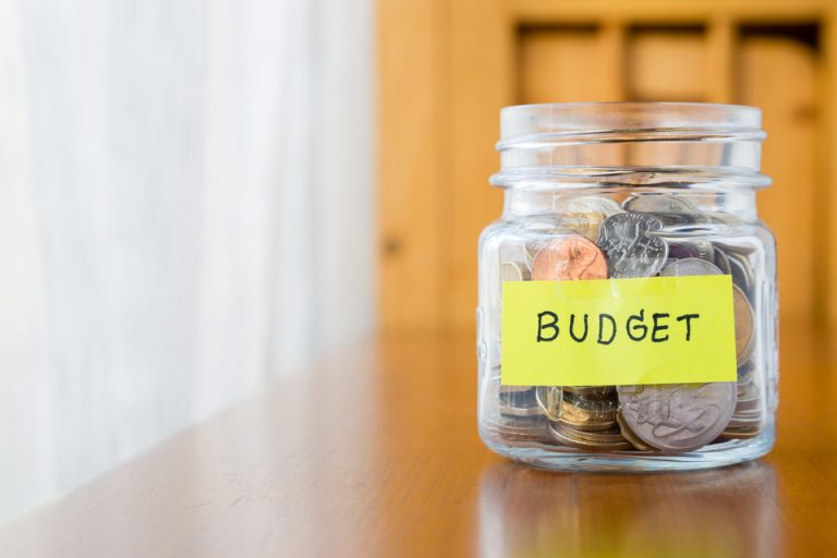 get your budget back on track for the new year