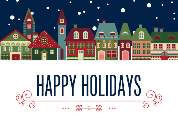 Happy Holidays CLV Group