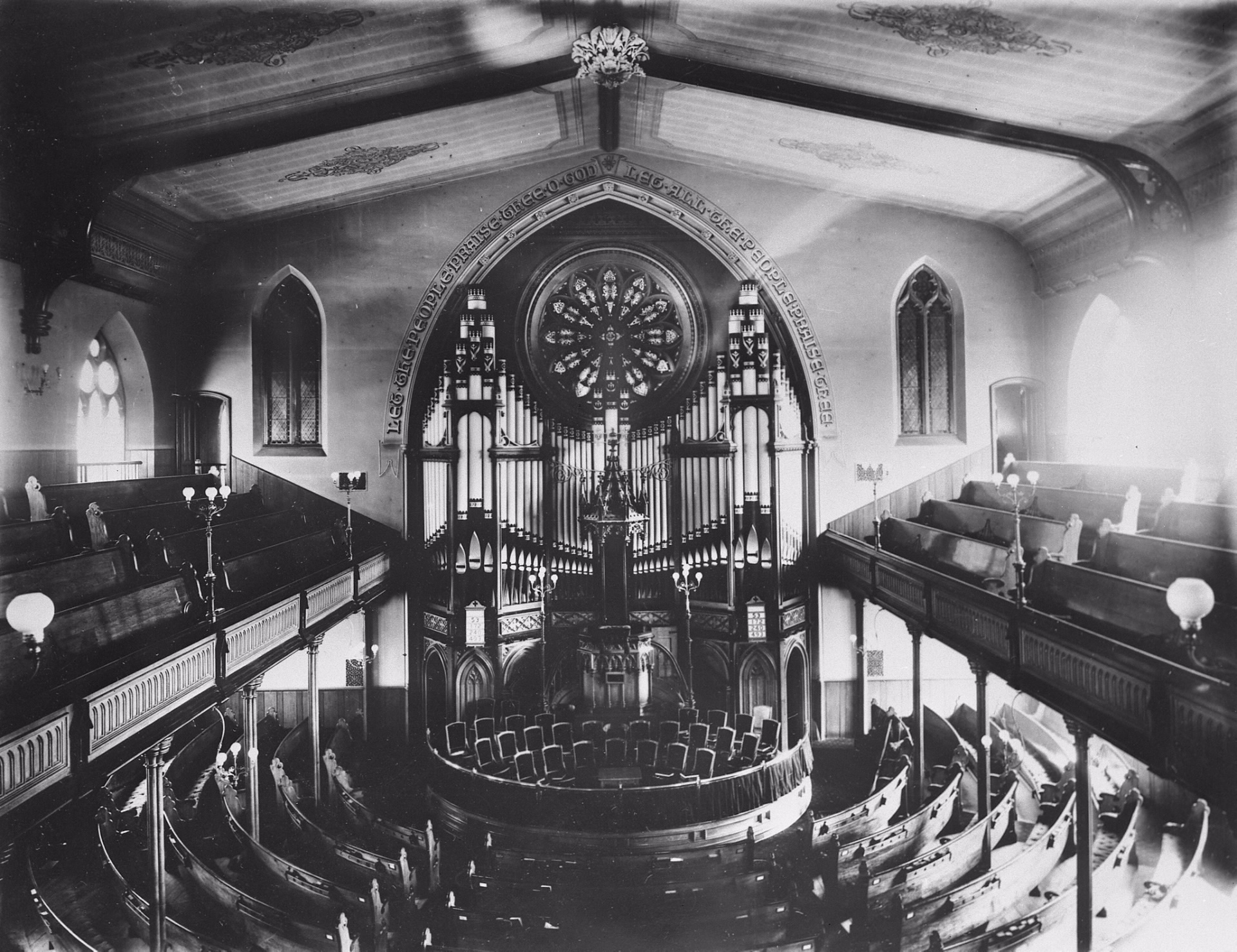 Fascinating Historic Churches in Burlington