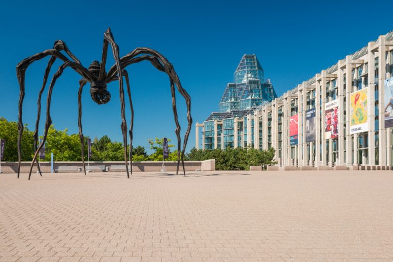 Ottawa's Top Place to Take in Fantastic Art