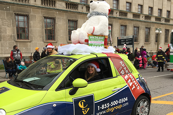 help santa toy parade clv group blog featured image