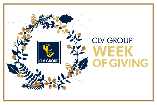 week of giving clv group blog featured image